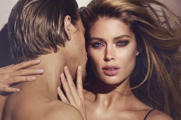 Первый день марки Calvin Klein в России