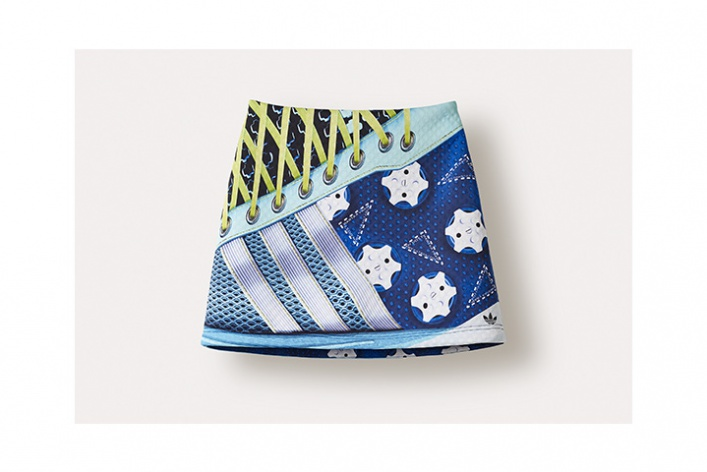 Коллаборация adidas Originals by Mary Katrantzou