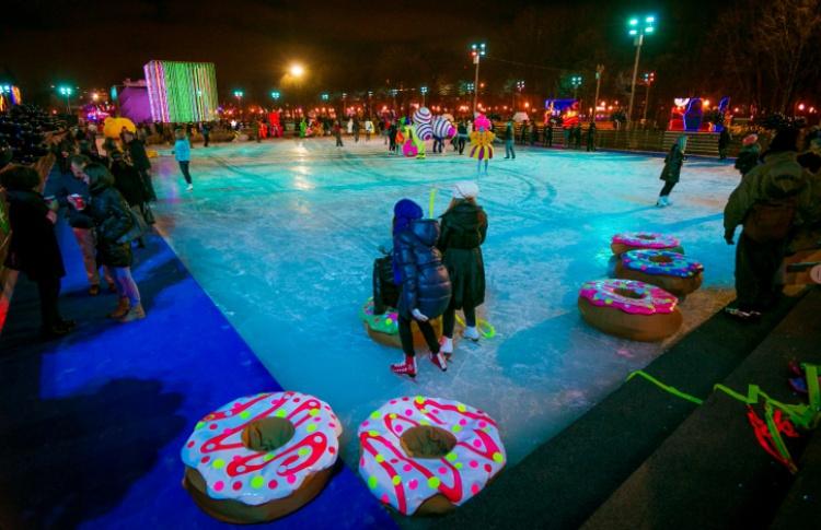10 причин ждать зиму в Москве