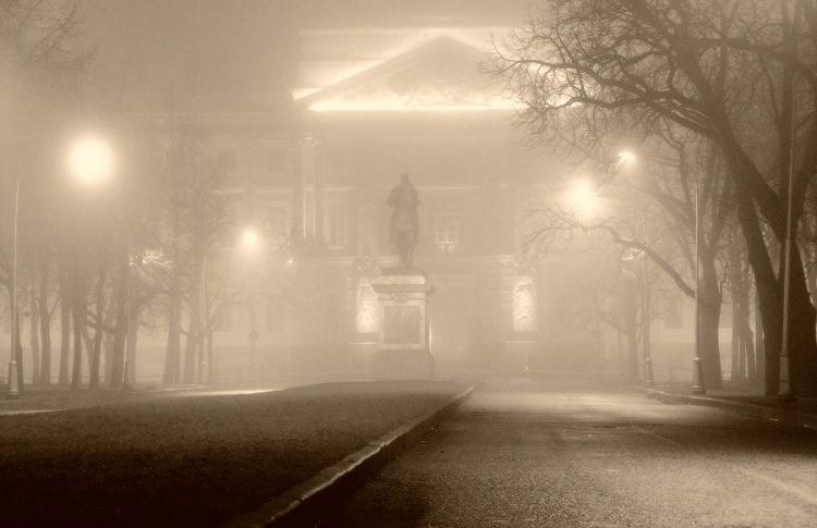 Ночь. Люминографические сны