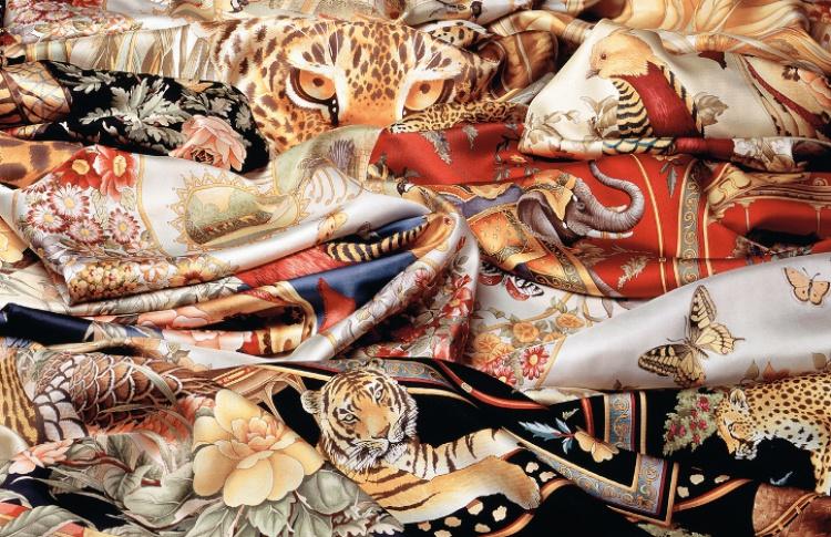 Выставка «Шелковый остров в мире Salvatore Ferragamo»