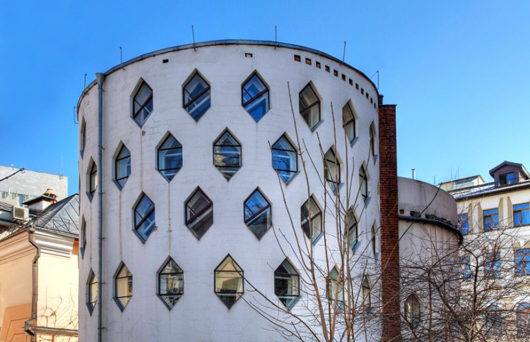 Дом Мельникова откроется для посетителей 3 декабря