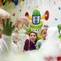 Новогоднее КриоШоу для малышей