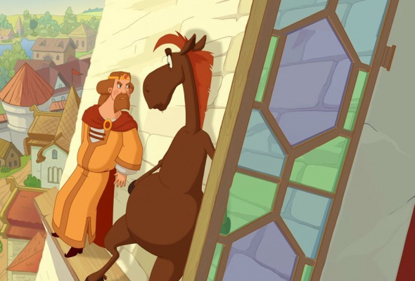 Три богатыря: Ход конем - Фото №2