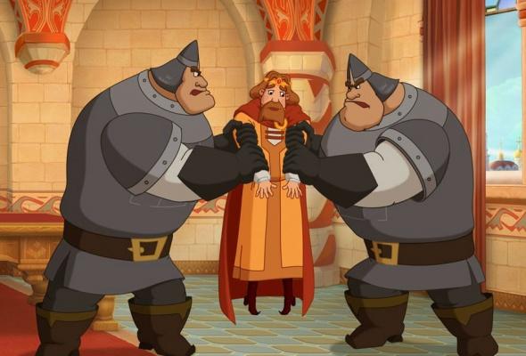 Три богатыря: Ход конем - Фото №0