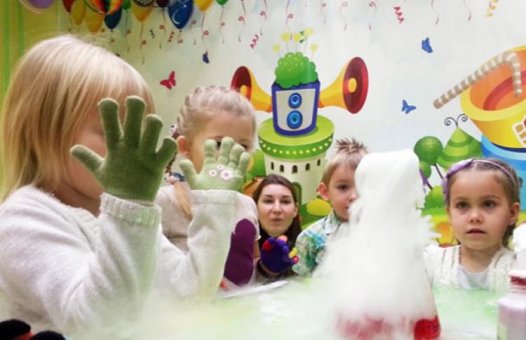 Улетный Новый Год для малышей