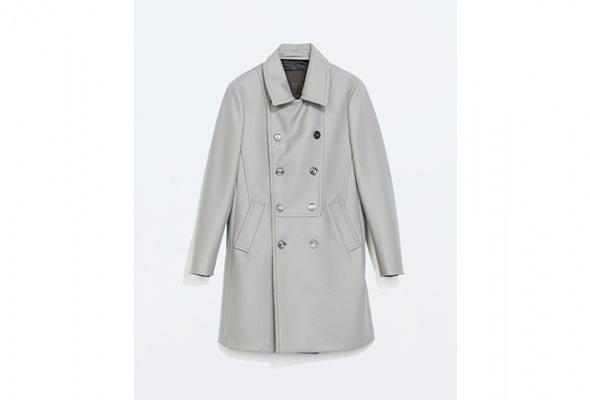 мужские пальто - Фото №7