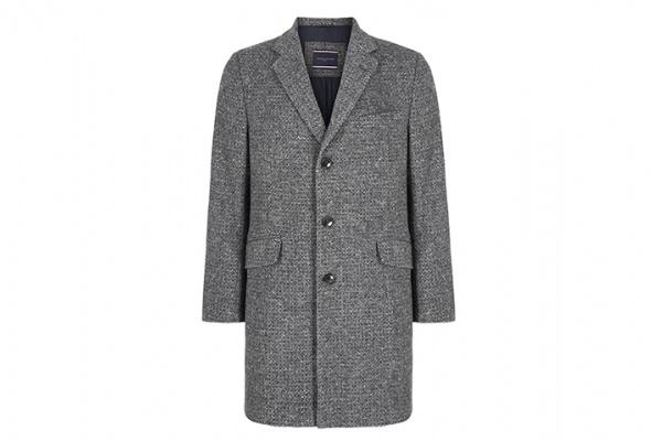 мужские пальто - Фото №6