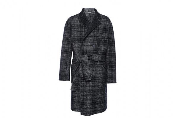 мужские пальто - Фото №3