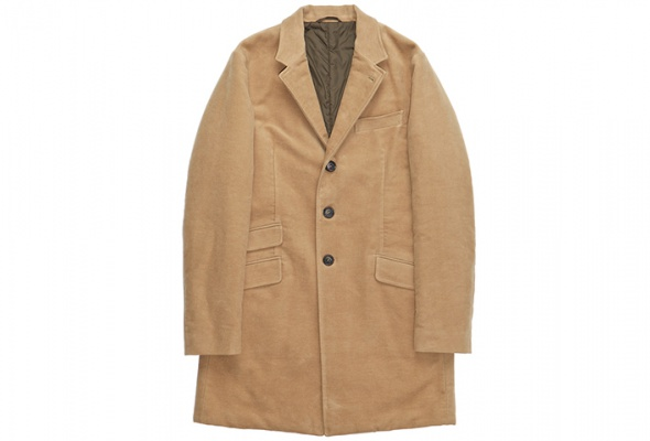 мужские пальто - Фото №1