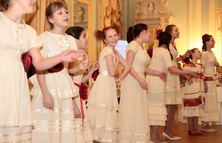 Константиновский дворец - детям