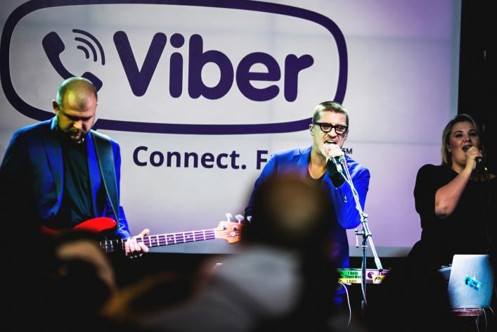Viber отметил выход паблик чатов звездной вечеринкой