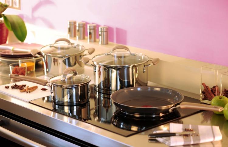 Посуда из нержавеющей стали от Tefal – качество без компромиссов
