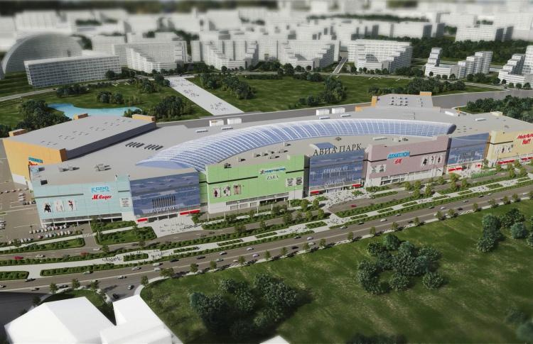 На Ходынке открылся крупнейший в Европе торговый центр
