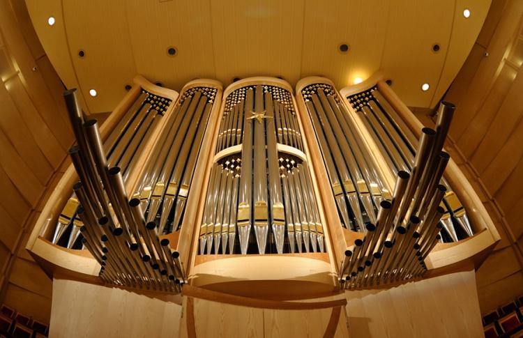 III Международный органный фестиваль