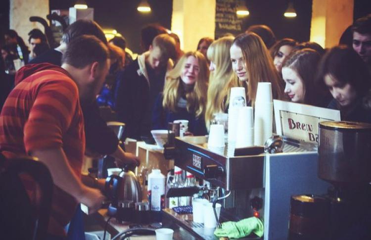 Кофейное событие