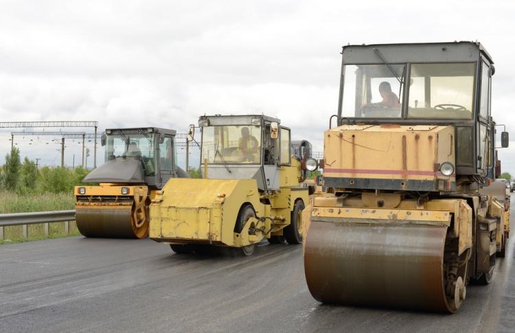 Асфальт на московских дорогах могут заменить бетоном