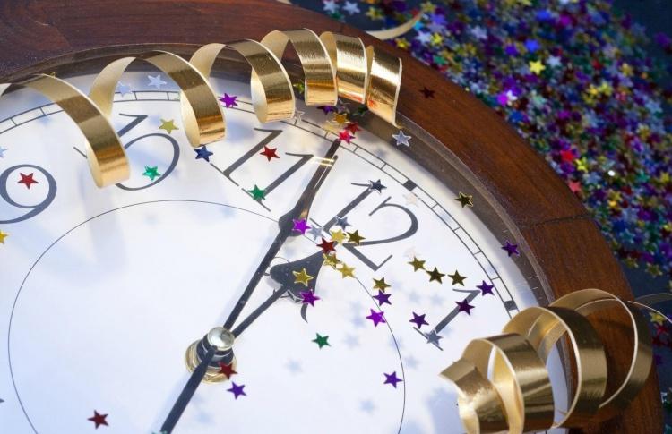 Новогоднее волшебство – скидка 50% на все меню