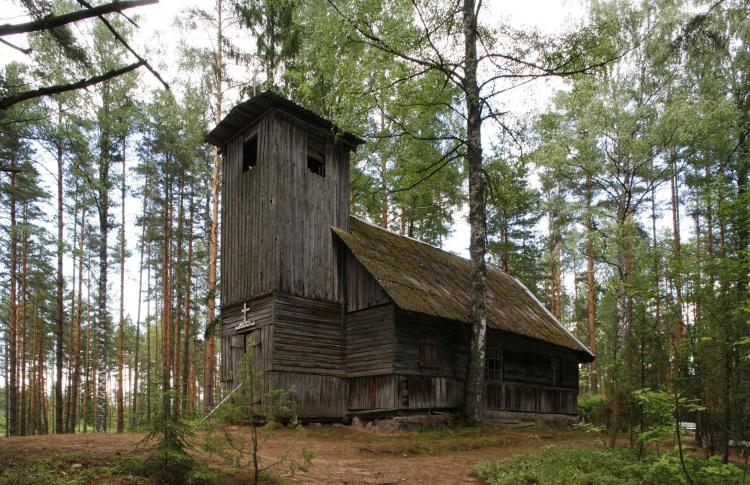 Православные храмы и часовни Эстонии