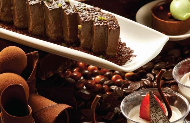 Фестиваль бельгийского шоколада в ТЦ «Москворечье»