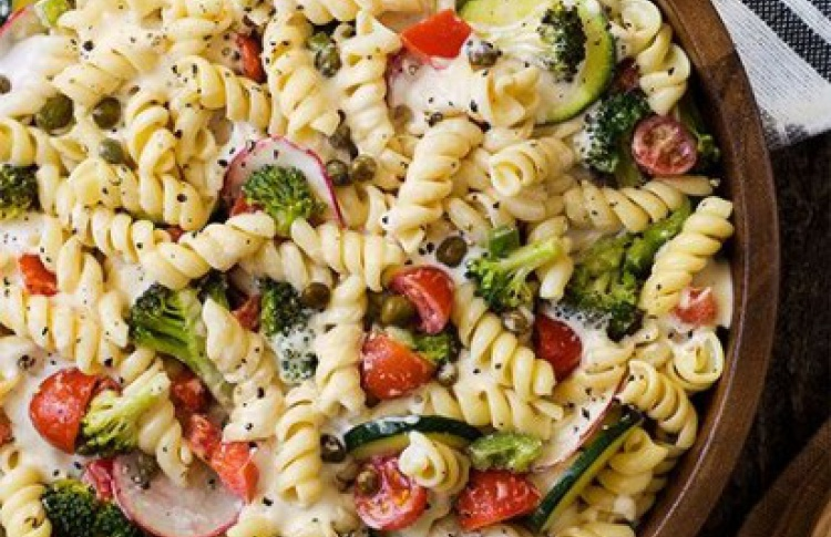 Домашний итальянский ужин