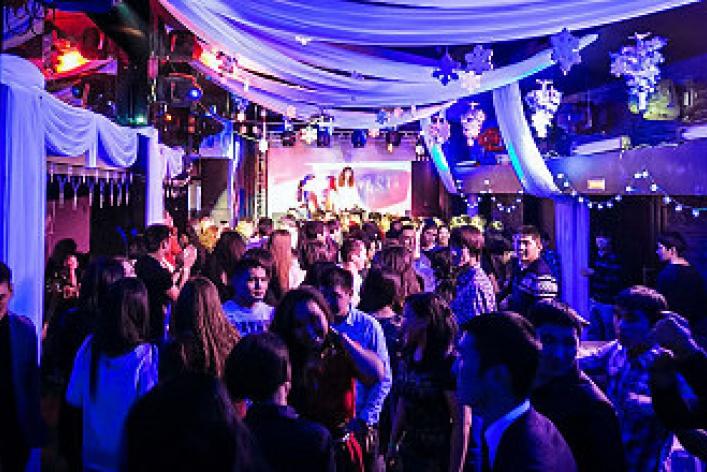FASHION KOZA – самая модная новогодняя ночь столицы