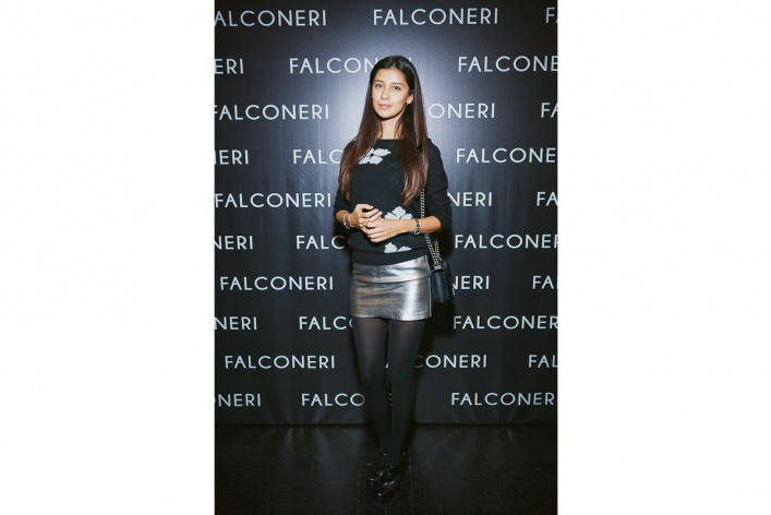 Calzedonia Group официально представила Falconeri в России