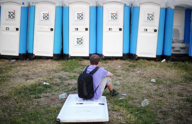 На улицах появятся 100 новых бесплатных туалетов