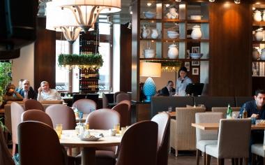 Победитель в номинации «Лучший ресторан по выбору звезд» — La Bottega Siciliana