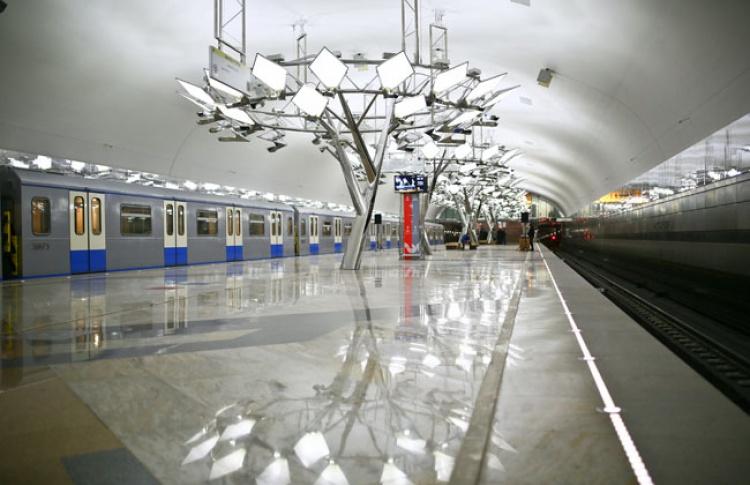 Открылась станция метро «Тропарево»