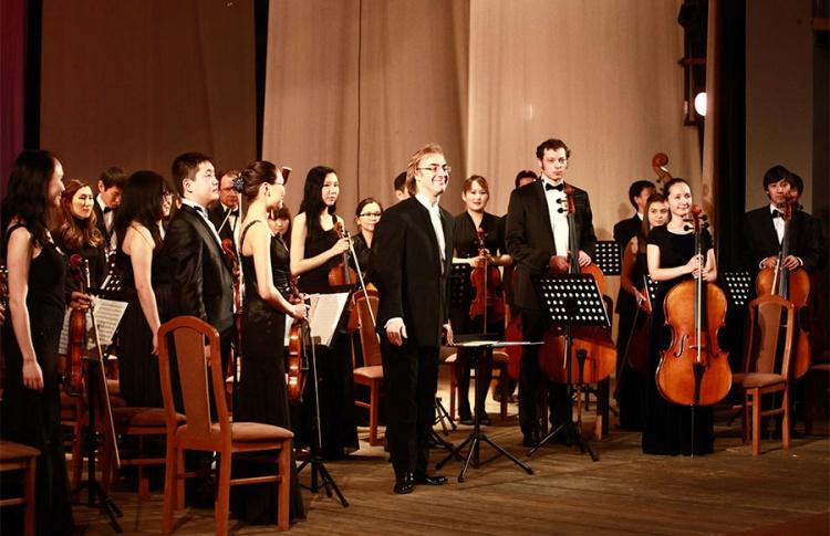 Симфонический оркестр Филармонии Якутии