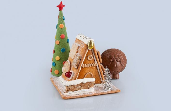 Новогодние десерты от