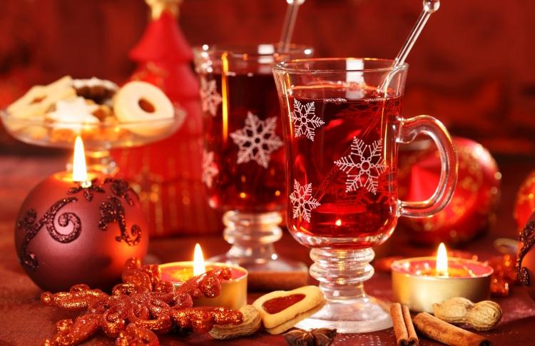Рождественская пунш-пати