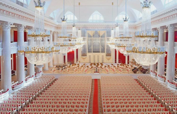 Симфонический оркестр театра «Зазеркалье»