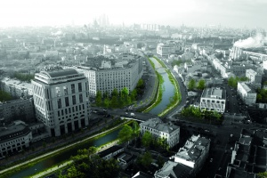 Москва выбрала победителя грандиозного конкурса на обновление Москвы-реки