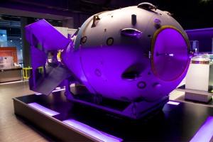 Поспать у атомной бомбы: редактор Time Out принял участие в необычном проекте Политеха