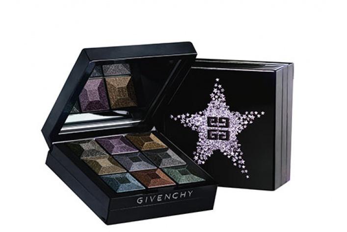Рождественская коллекция макияжа Givenchy Folie de Noirs