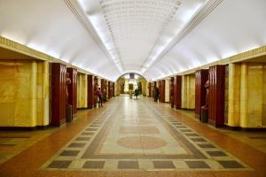 Станцию «Бауманская» закрывают на реконструкцию