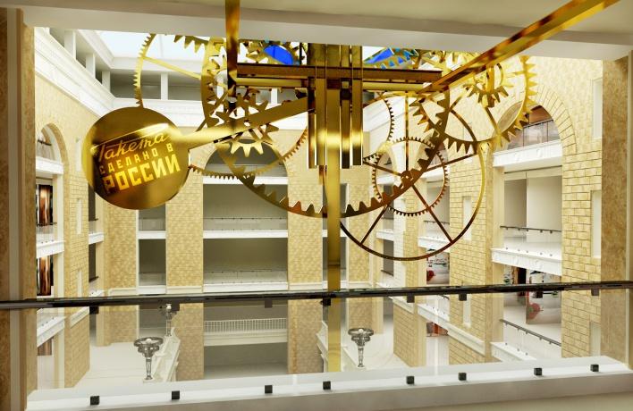 В «Детском мире» на Лубянке собрали самые большие в мире часы