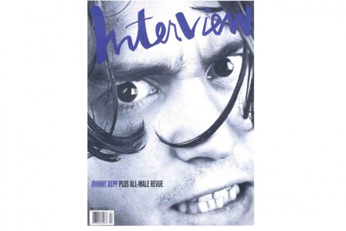 Interview. история в обложках