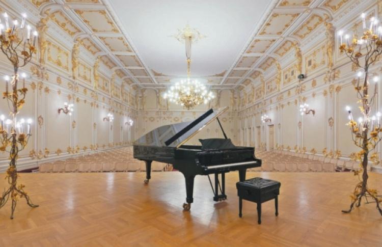 Отчетный концерт фортепианного отдела ДШИ на Петроградской