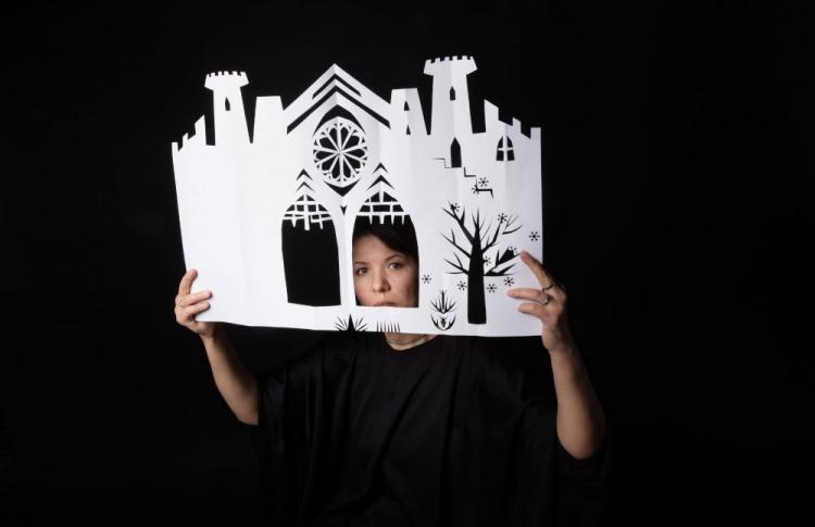 Бумажные миры Марии Бохан