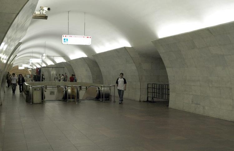 Вход на станцию «Тверская» закроют на два месяца