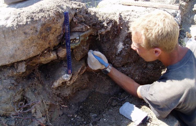 Экспедиции. Археология в Эрмитаже