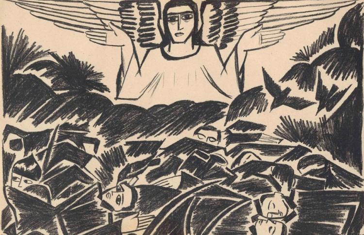 Образы войны. Первая мировая и художники авангарда