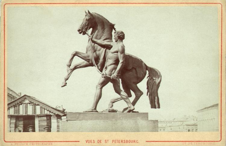 Санкт-Петербург в творчестве немецких фотографов ХIХ века