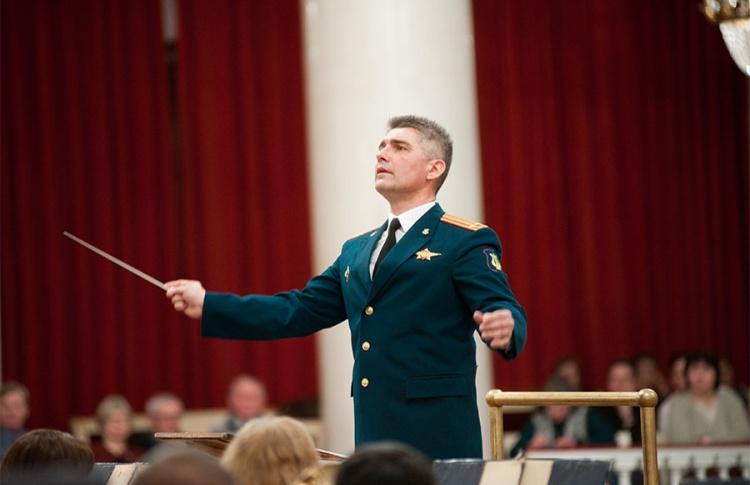 Оркестр штаба Западного военного округа