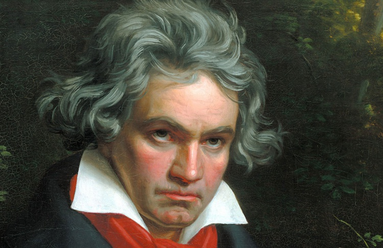 «Портреты великих композиторов»: Людвиг ван Бетховен