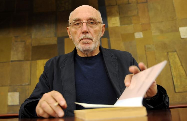 Встреча с писателем и журналистом Паоло Румицем