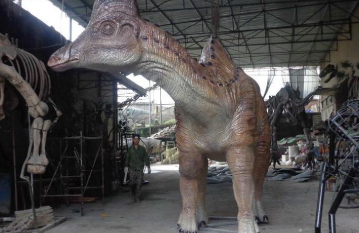 Дарвиновский музей открывает «Палеопарк»